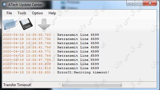 [عکس: Error01%20Reciving%20timeout.jpg]