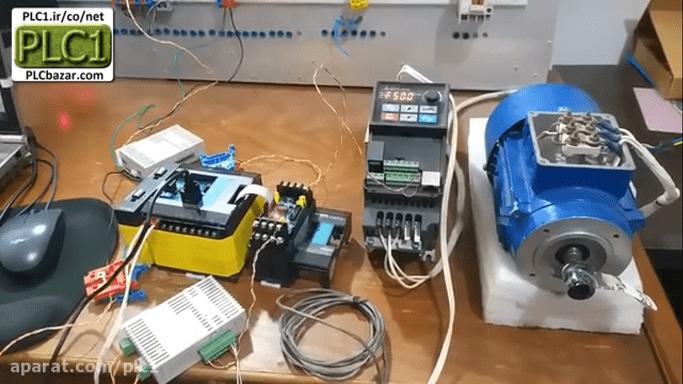 خروجی جریانی PLC فتک