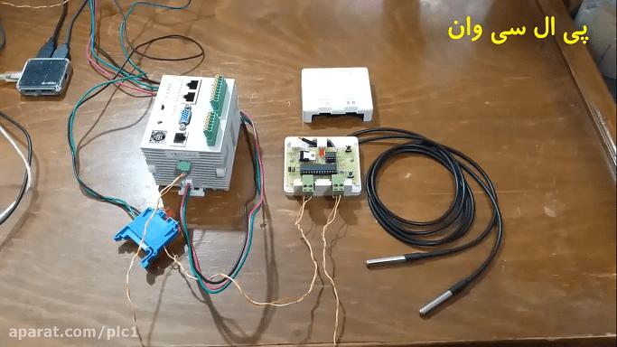 سخت افزار سنسور دما مدباس
