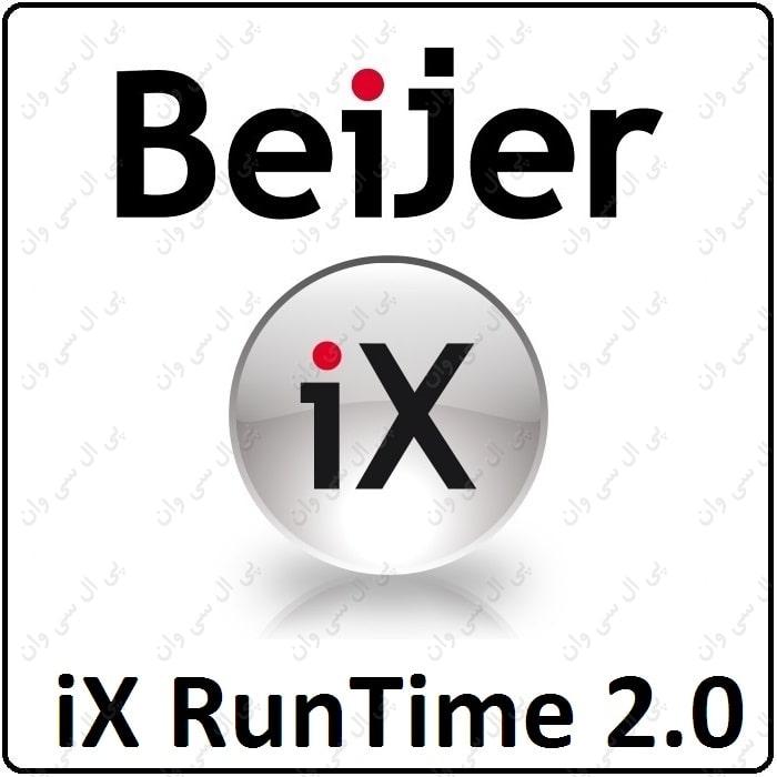 نرم افزار مانیتورینگ iX RunTime 2.0
