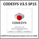 نرم افزار CODESYS V3.5 SP15 نسخه 32bit