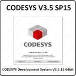 نرم افزار CODESYS V3.5 SP15 نسخه 64bit