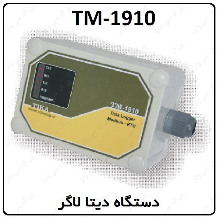 دفترچه راهنماي دستگاه دیتا لاگر TM-1910