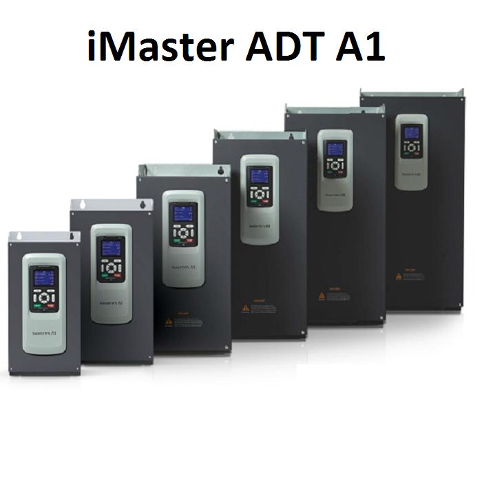 دفترچه راهنمای انگلیسی اینورتر imaster ADT سری A1
