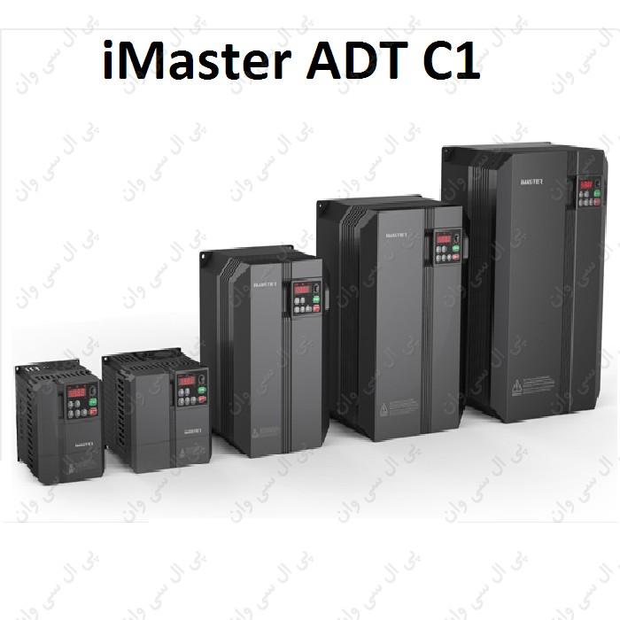 دفترچه راهنمای انگلیسی اینورتر imaster ADT سری C1