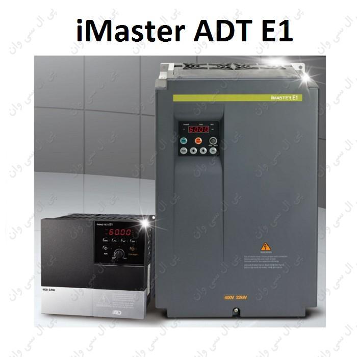 دفترچه راهنمای انگلیسی اینورتر imaster ADT سری E1