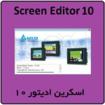 آموزش Screen Editor مانیتور DELTA HMI دلتا ، 10 ، Program Transfer with Flash